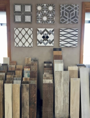 Tile flooring in Santa Fe, NM from Stonewood Flooring