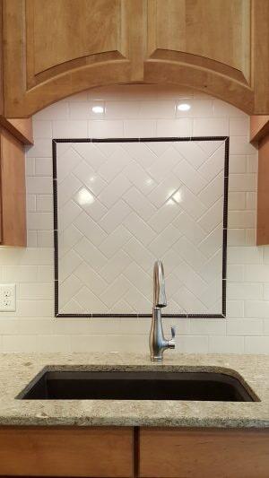 Backsplash tile in Lemont, PA from Complete Floor Covering Of Lemont