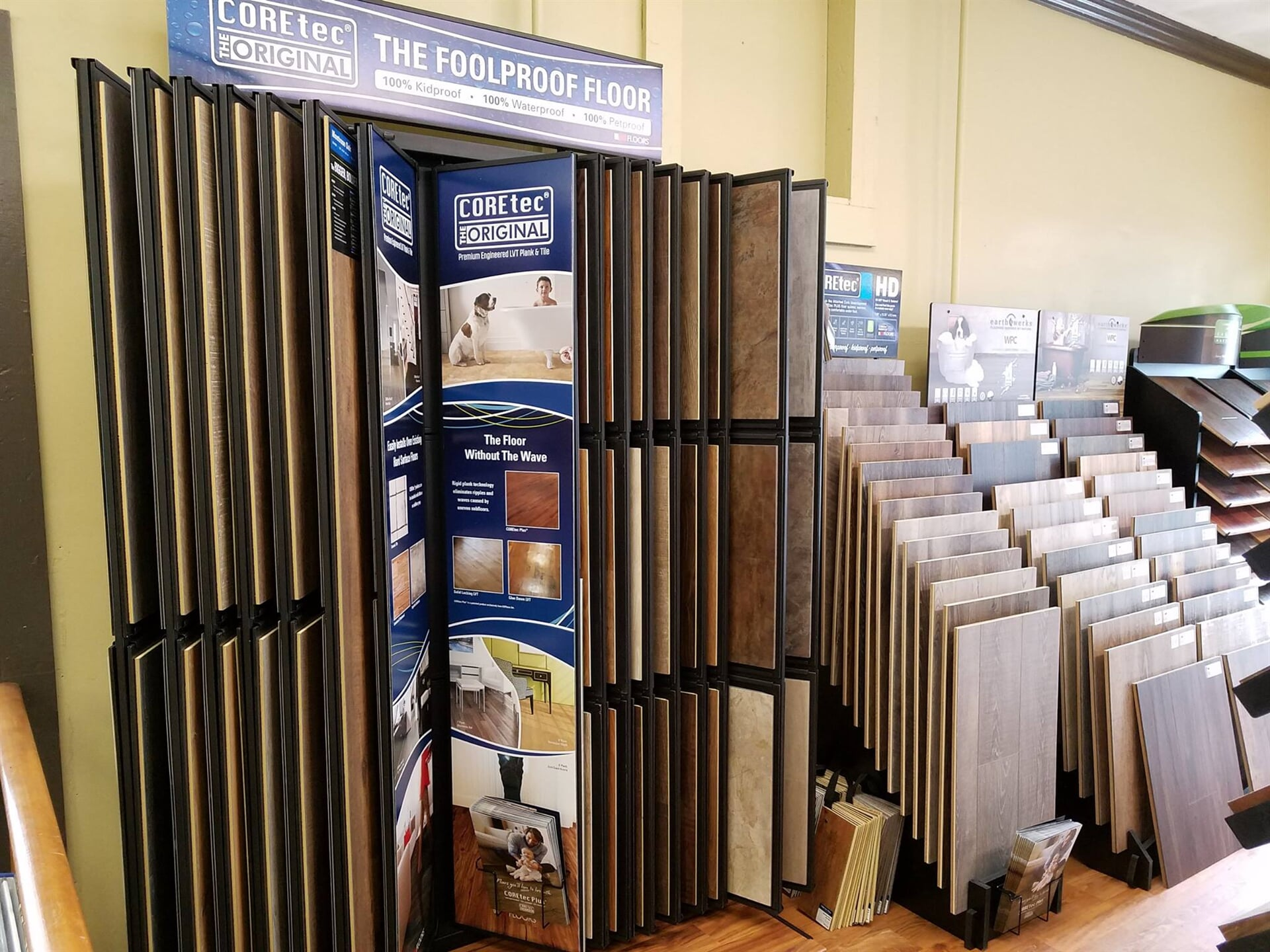 Vinyl flooring in Bellefonte, PA from Complete Floor Covering Of Lemont
