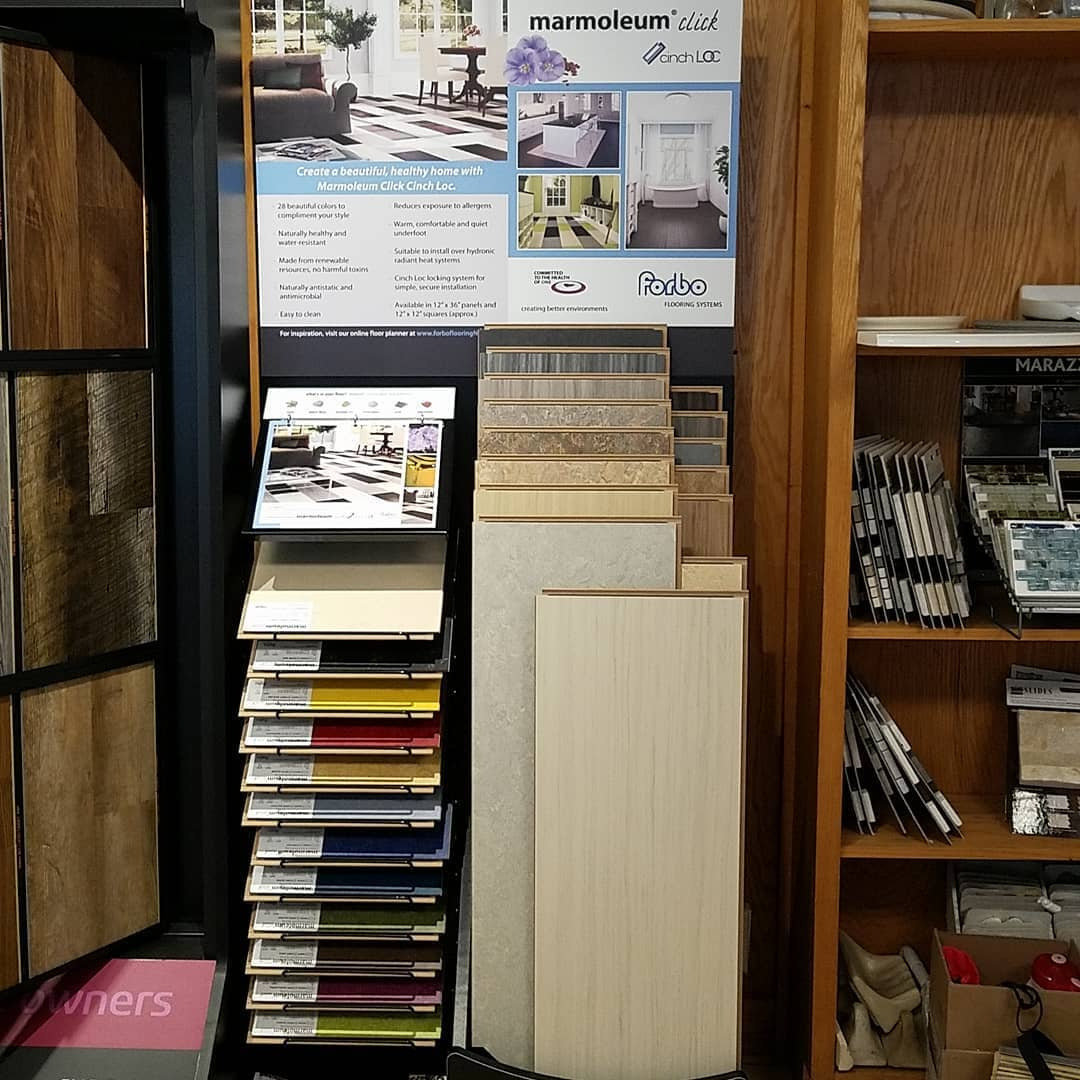 Luxury vinyl flooring in Lemont, PA from Complete Floor Covering Of Lemont