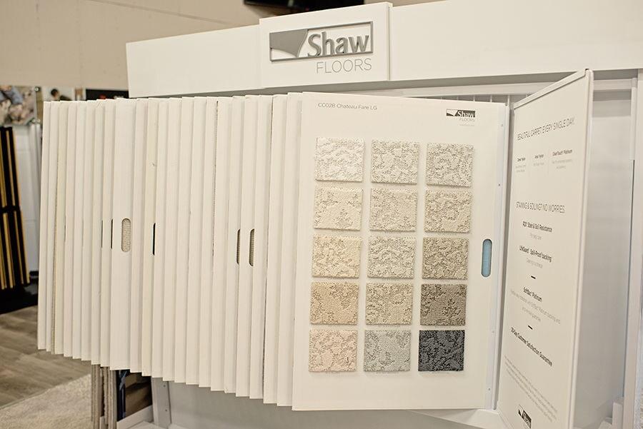 shaw display