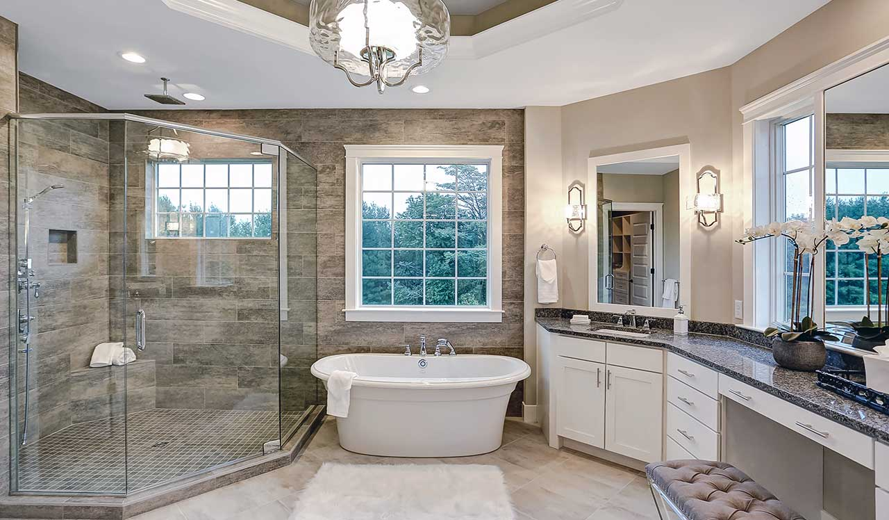 Bathroom remodeling in Newtown, PA from Interior Trend