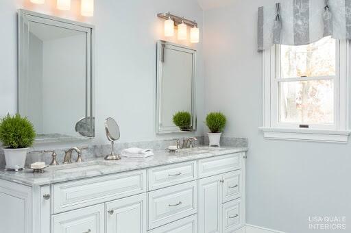Bathroom vanity remodel in Montgomeryville, PA from Interior Trend