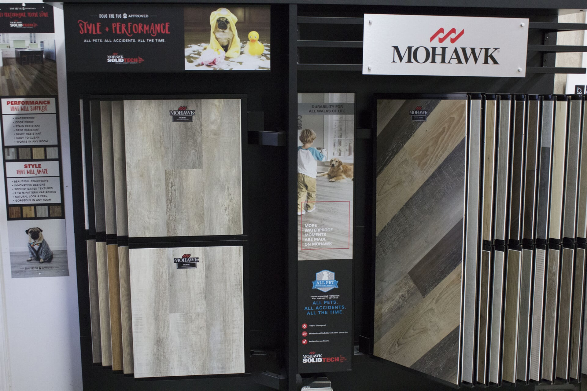 Solidtech flooring for your Toronto, ON home from Decorama Flooring Bowmanville