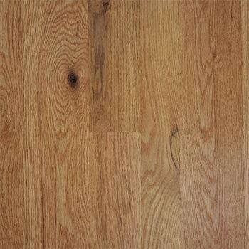Character Grade Red Oak