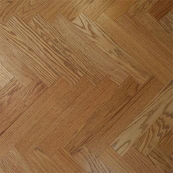 Select & Better Red Oak Herringbone