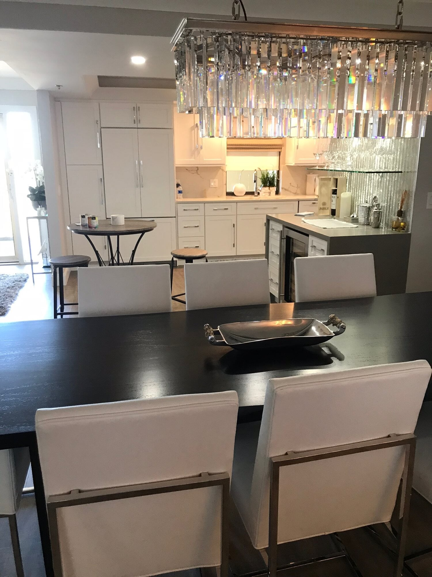Contemporary kitchen remodeling in Jupiter, FL from Floors For You Kitchen & Bath
