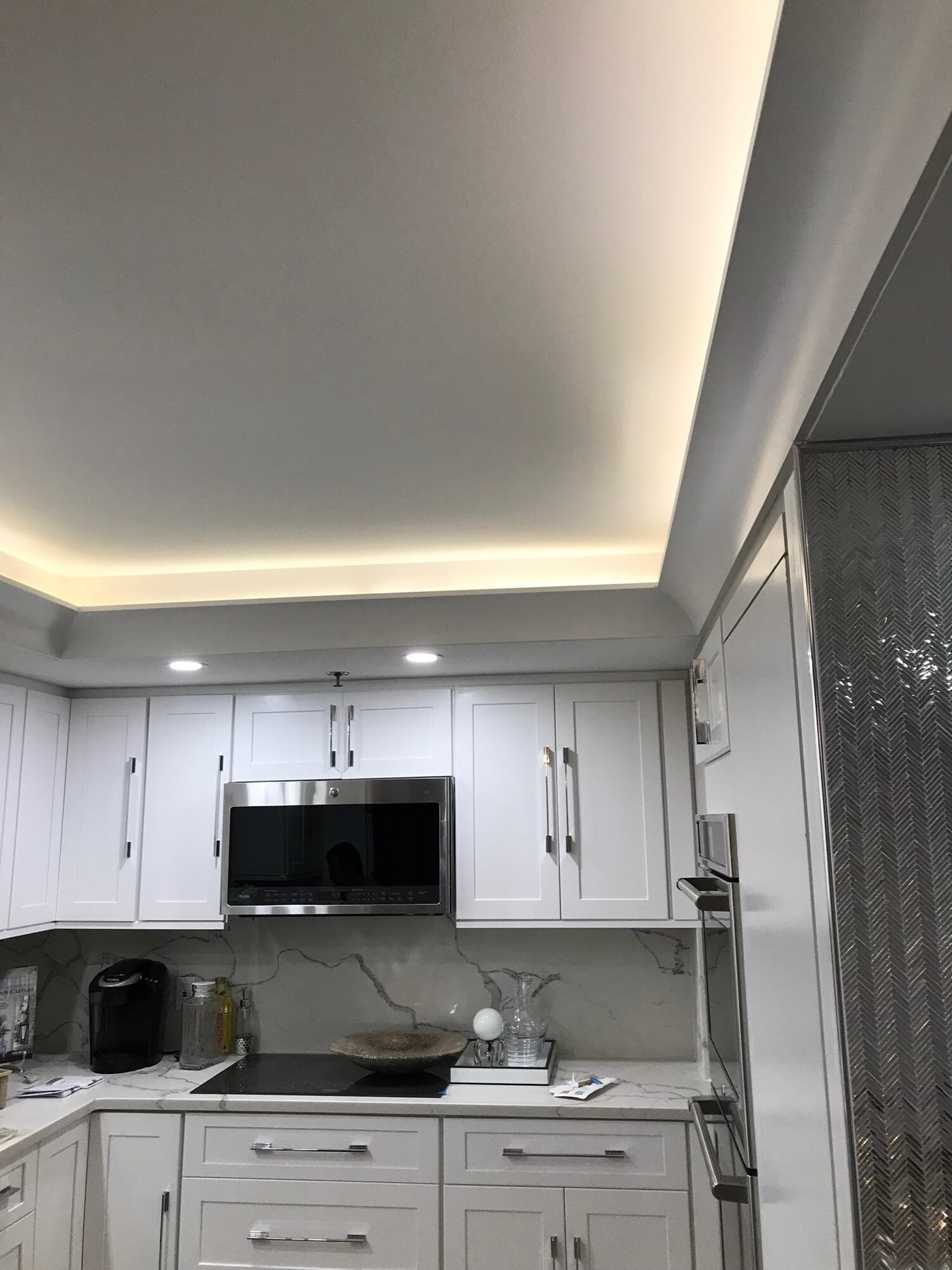 Recessed kitchen lighting in Juno Beach, FL from Floors For You Kitchen & Bath