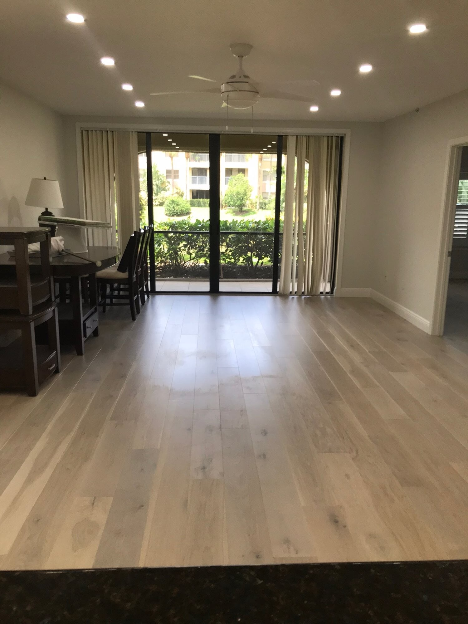 Light tone hardwood in Juno Beach, FL from Floors For You Kitchen & Bath