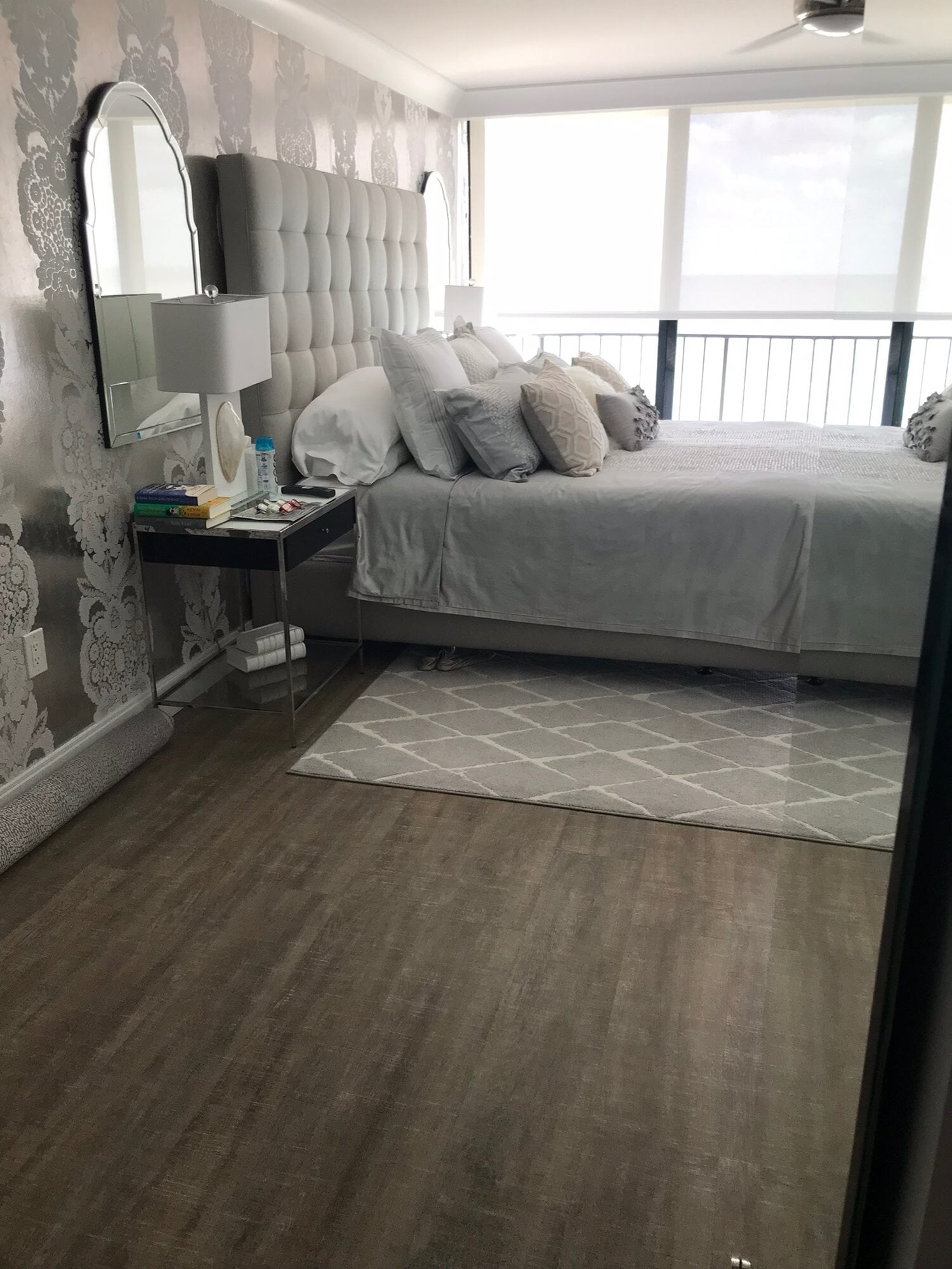 Contemporary bedroom flooring in West Palm Beach, FL from Floors For You Kitchen & Bath