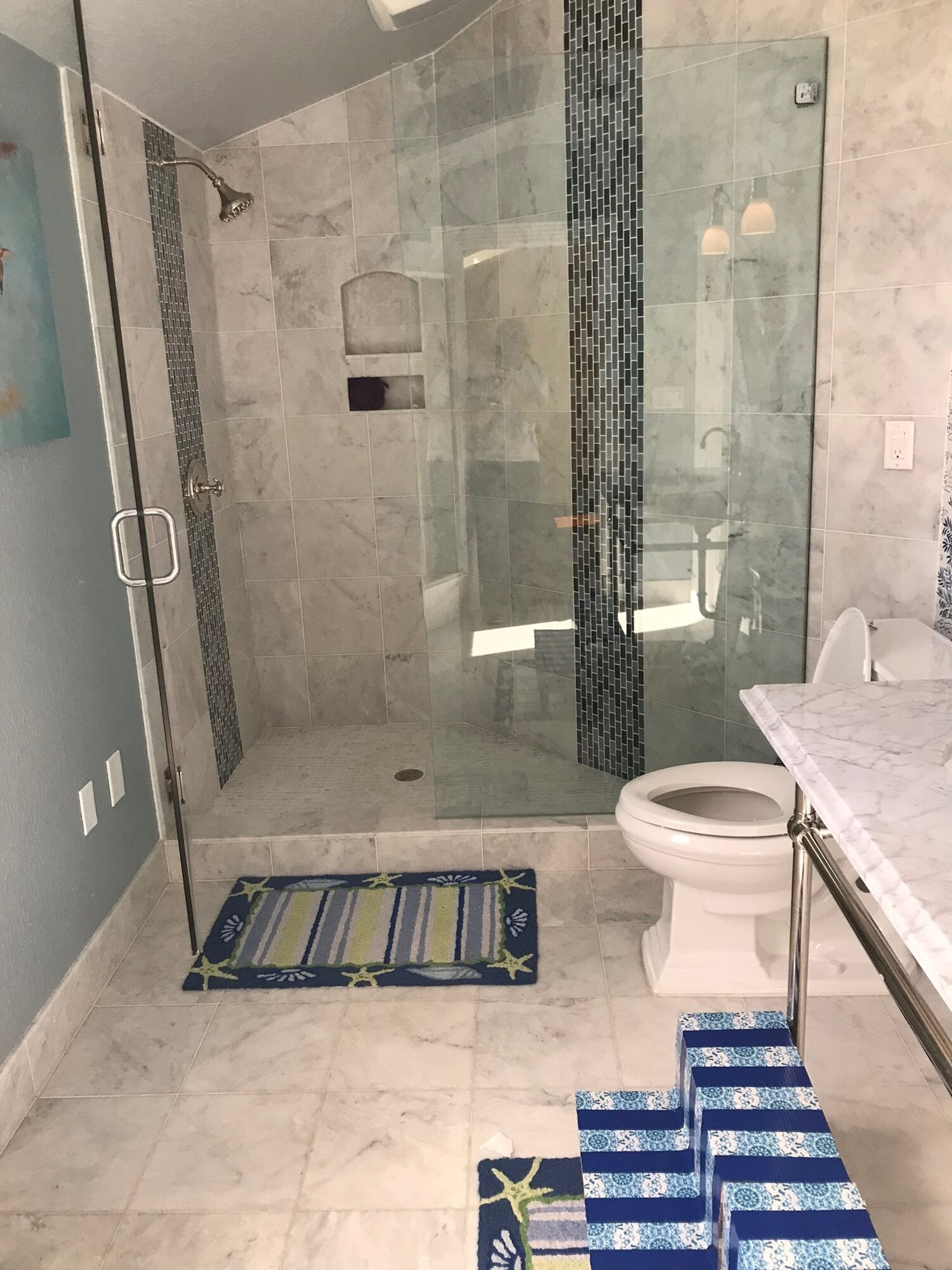 Childs bathroom design in Juno Beach, FL from Floors For You Kitchen & Bath
