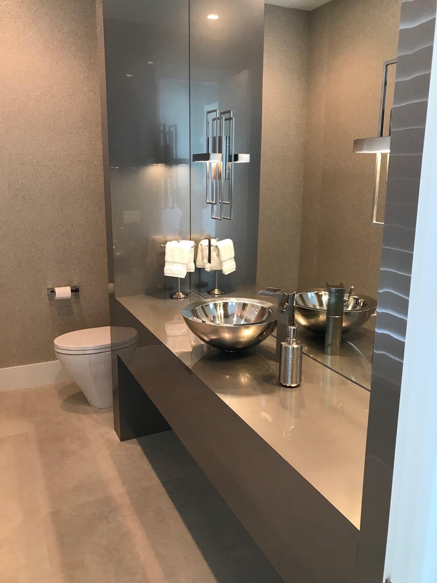 Custom bathroom vanity in Juno Beach, FL from Floors For You Kitchen & Bath