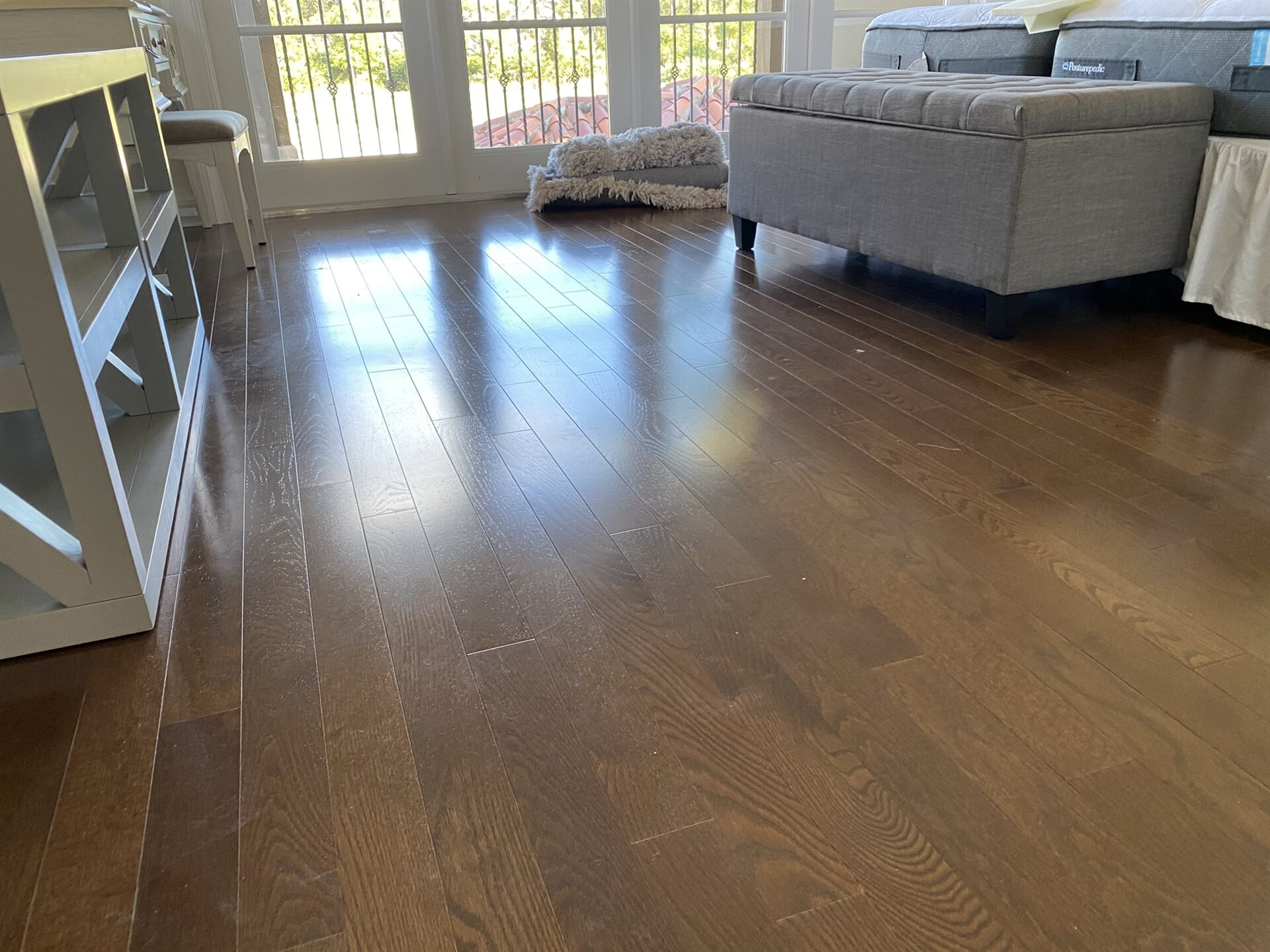 After a flooring installation in Palm Beach Gardens, FL from Floors For You Kitchen & Bath