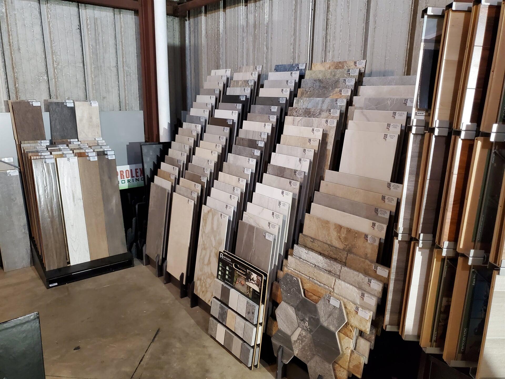 Floors 2000 Tile Displays