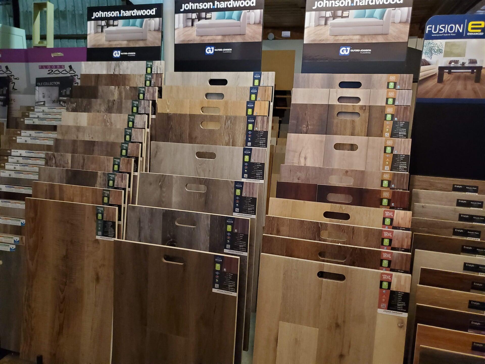 Johnson Hardwood Luxury Vinyl