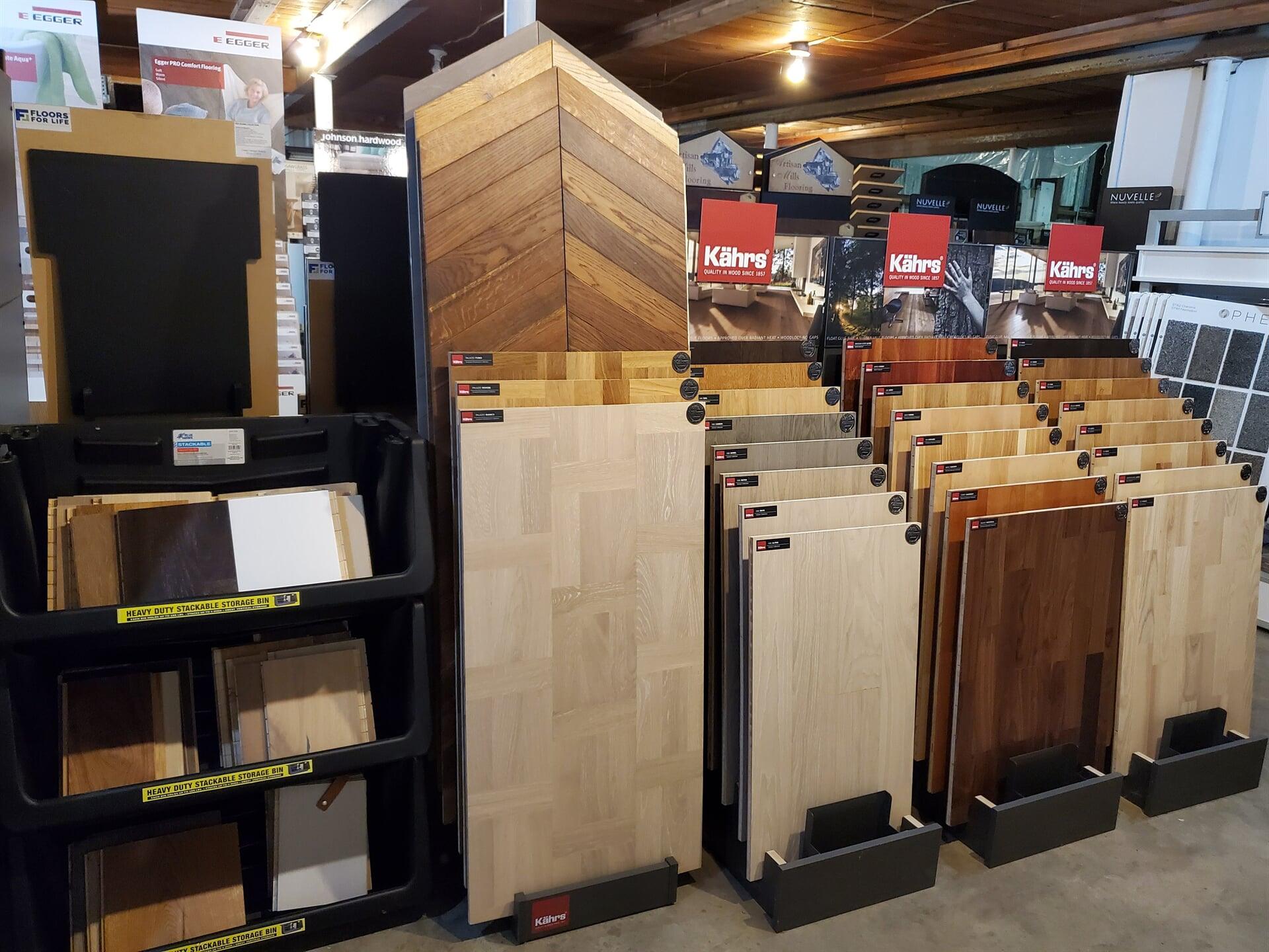 Kahrs Display Collection