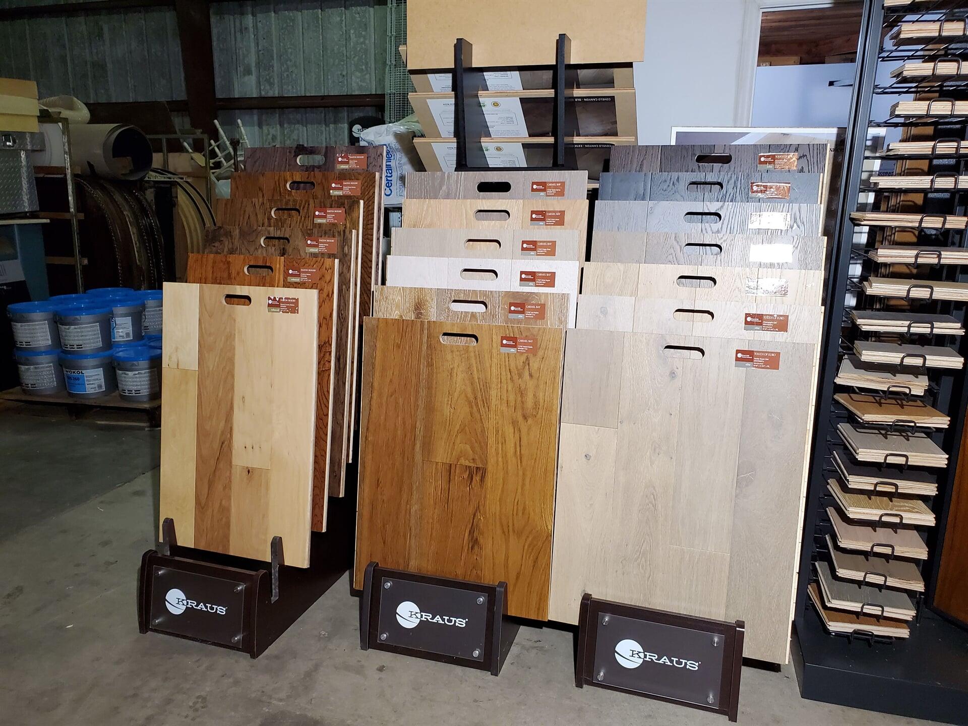 Kraus Hardwood Flooring
