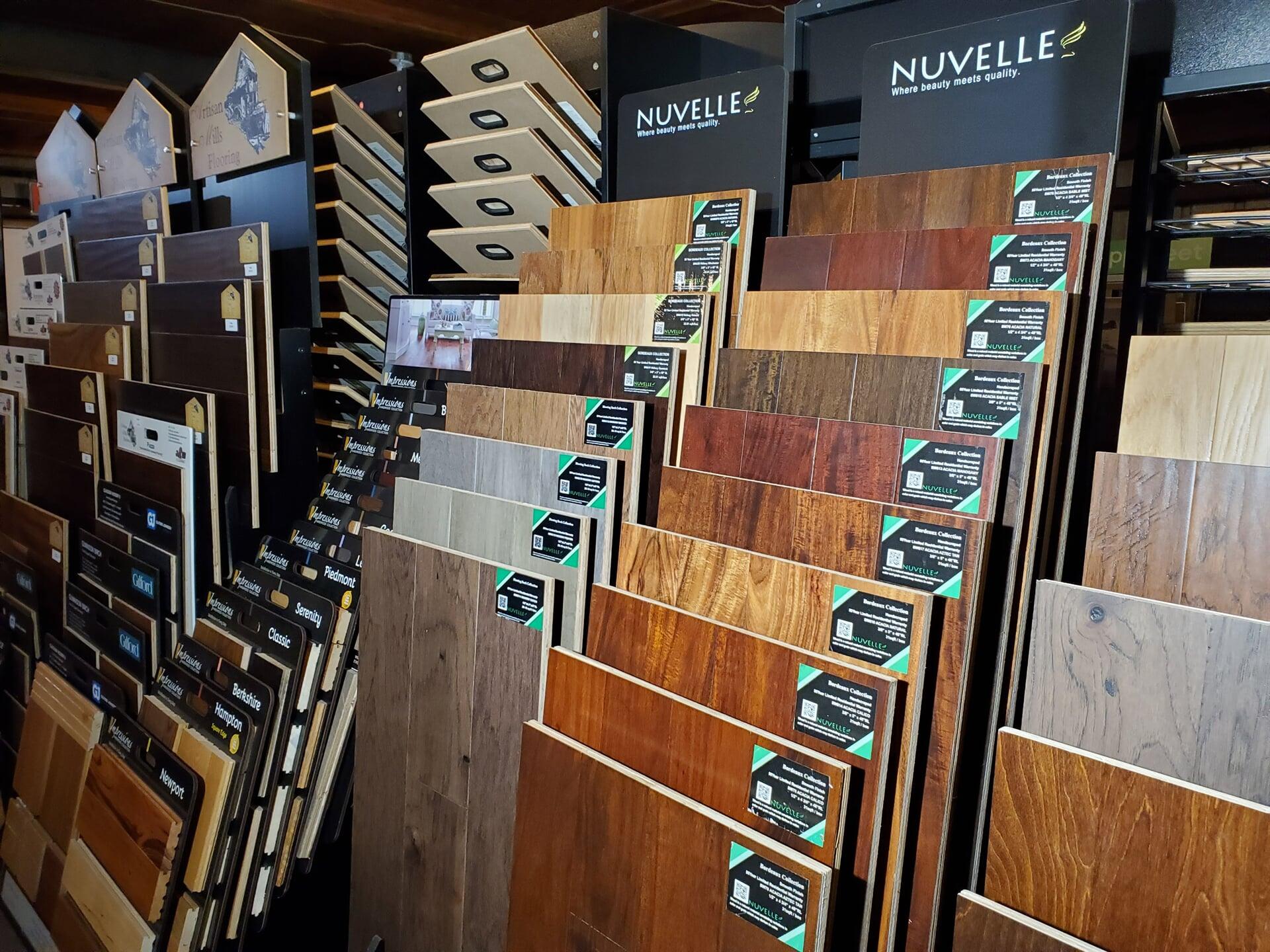 Nuvelle Engineered Hardwood