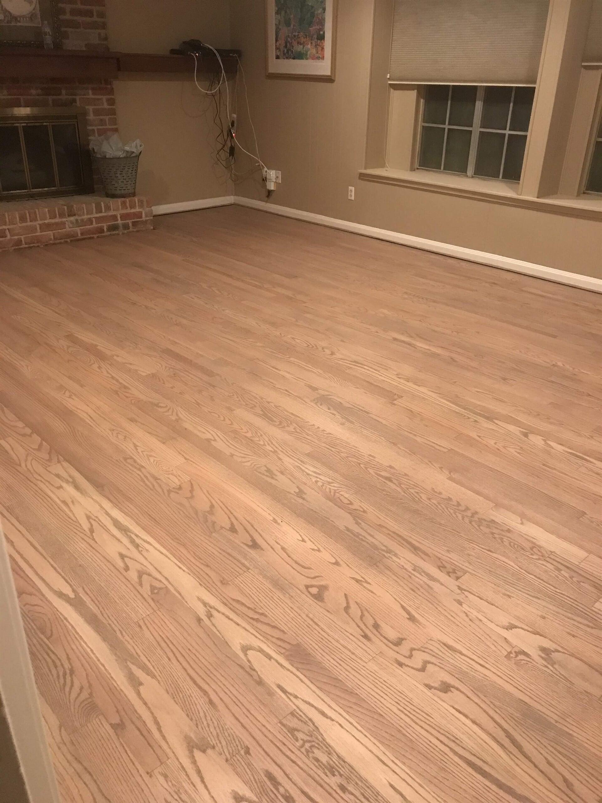 Flooring installation in Houston, TX from Floor Inspirations