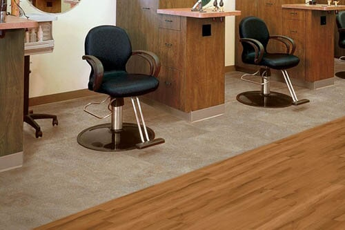 Luxury vinyl plank flooring in Minnesota from Hiller Stores