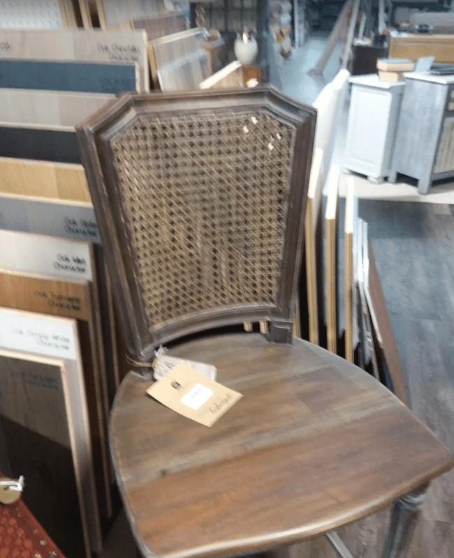Vintage furniture in Savannah, GA from The Warehouse