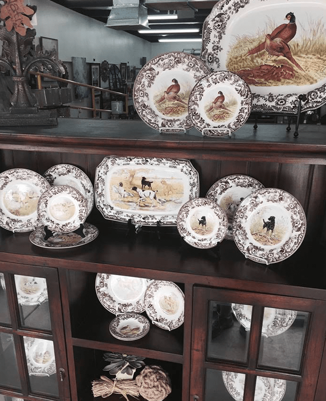 Beautiful dinnerware in Statesboro, GA from The Warehouse