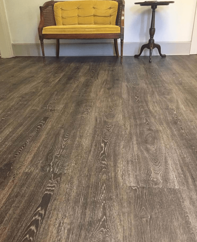 Wood look flooring in Sylvania, GA from The Warehouse