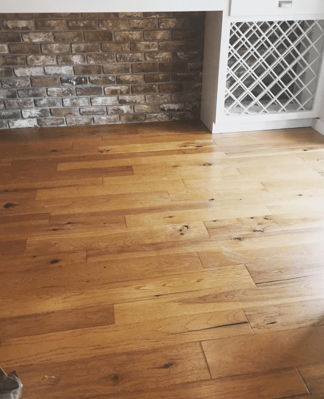 Hardwood flooring in Hinesville, GA from The Warehouse