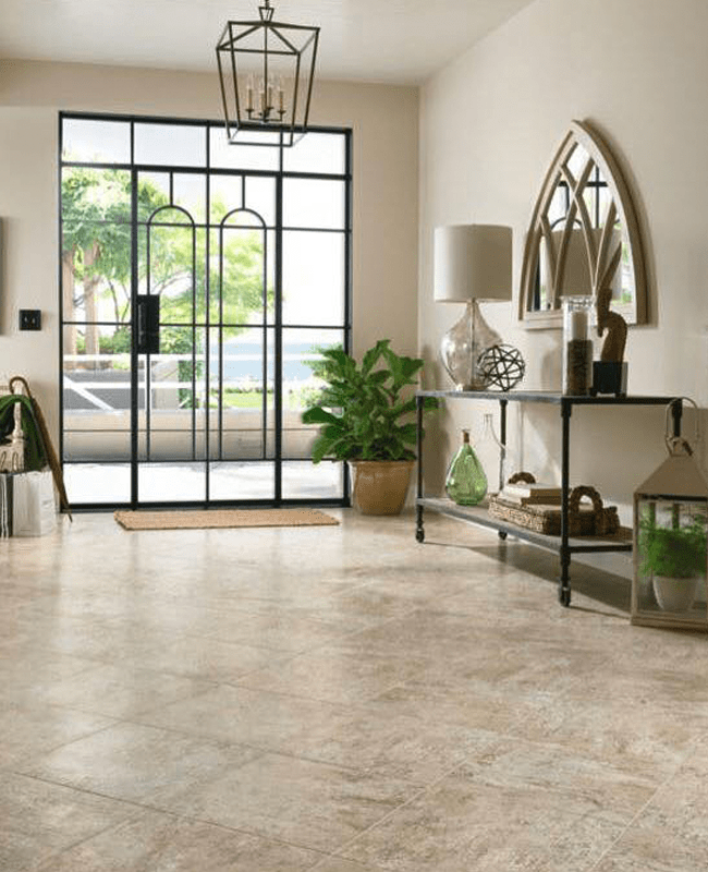 Contemporary tile flooring in Statesboro, GA from The Warehouse
