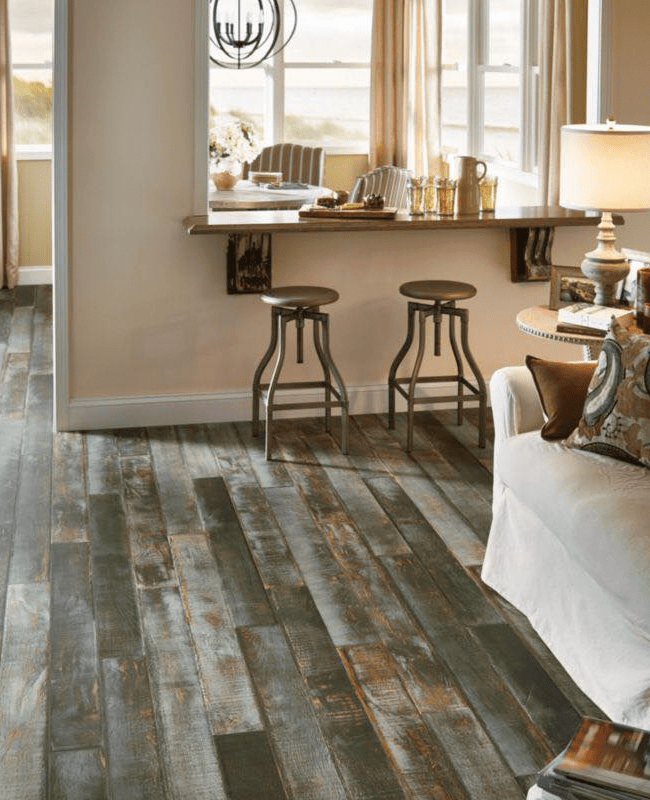 Trending distressed flooring in Lyons, GA from The Warehouse