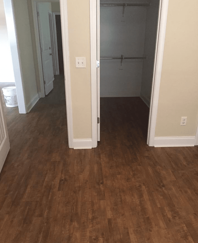 Laminate flooring in Hinesville, GA from The Warehouse