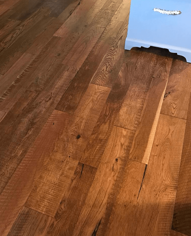 Textured wood flooring in Statesboro, GA from The Warehouse