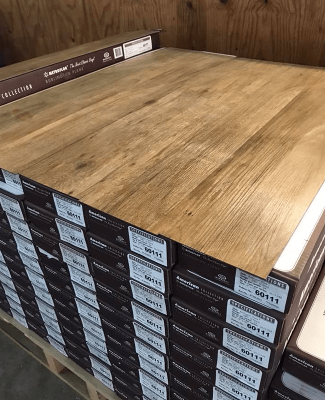 Flooring planks in Hinesville, GA from The Warehouse