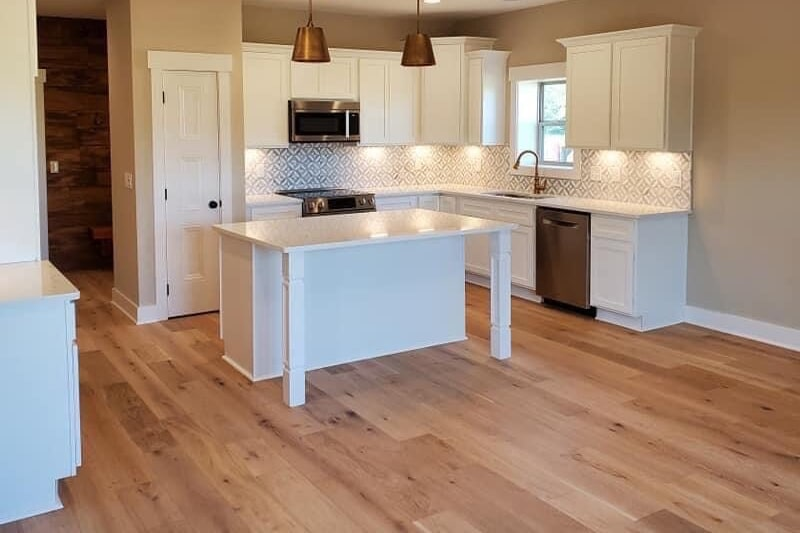 Natural hardwood flooring in Bowling Green, KY from Shop at Home Carpets