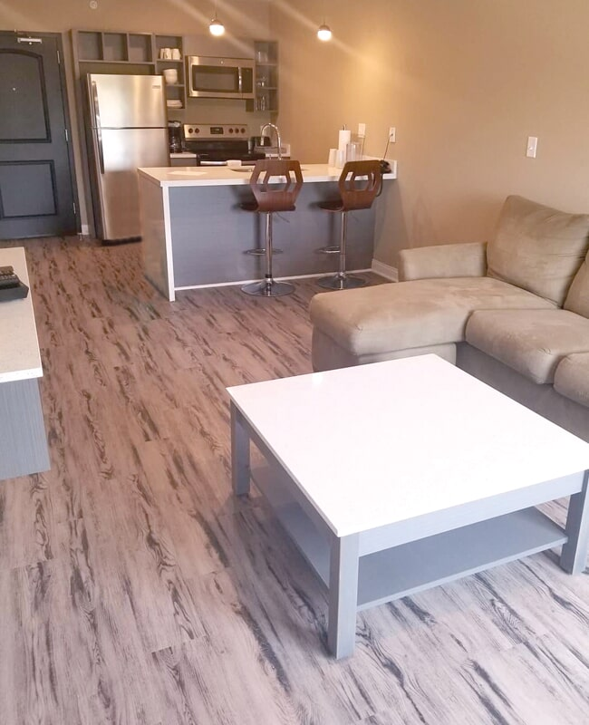 Waterproof flooring in Franklin, KY from Shop at Home Carpets