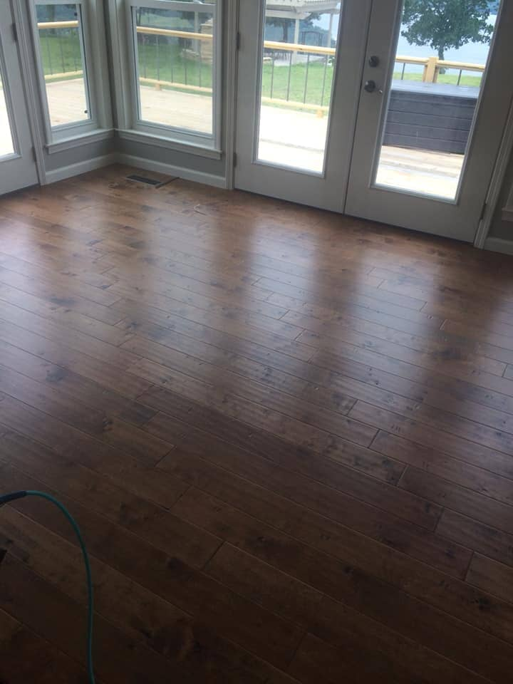 Modern wood floors in Sylvania, AL from R&D Flooring