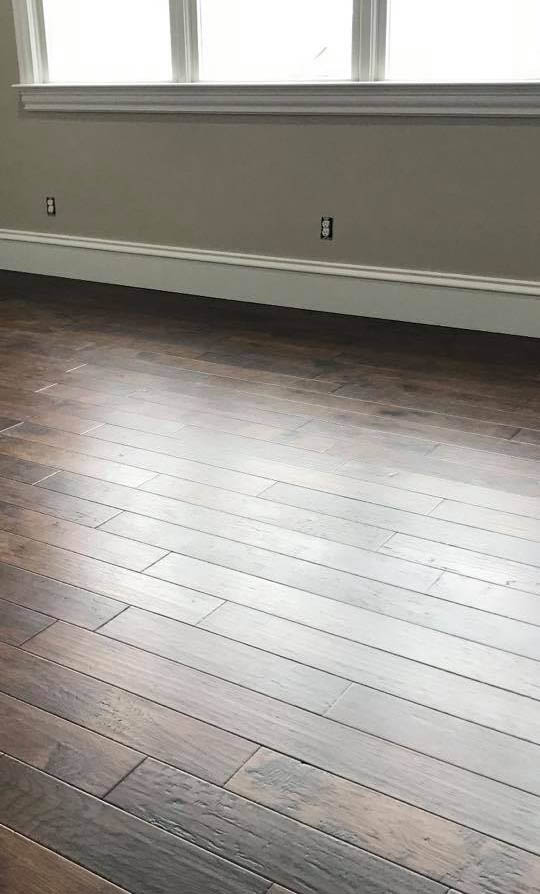 Textured wood flooring in Rainsville, AL from R&D Flooring