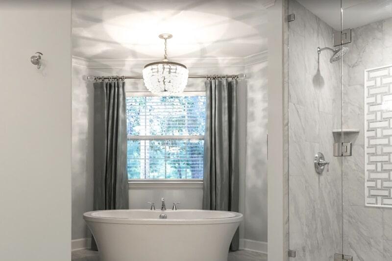 Bathroom remodeling in Thomasville, GA from Luke Van Camp's Floors & More