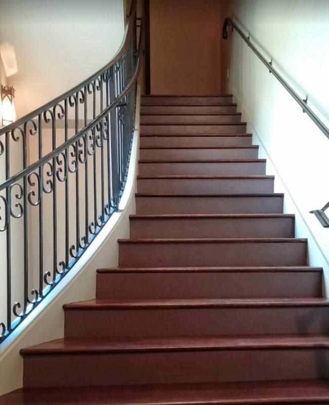 Stairway installation in Crawfordville, FL from Luke Van Camp's Floors & More