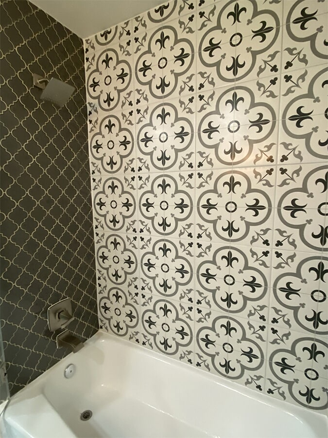 Bathroom renovations from Houston Floor Installation Services in Katy, TX