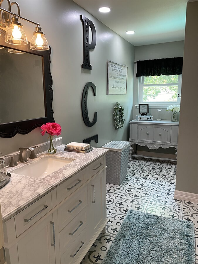 Bathroom renovations from Houston Floor Installation Services in Houston, TX