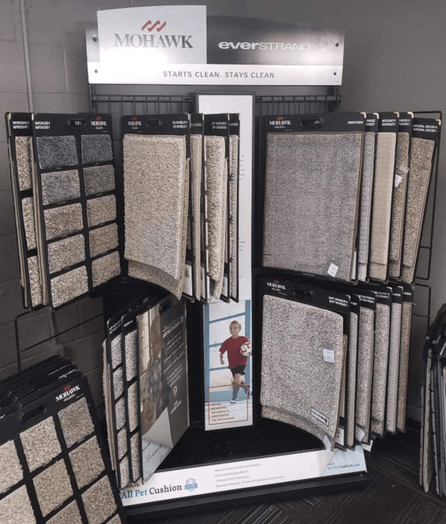 Mohawk carpet for your Olathe, KS home from KC Floorworx