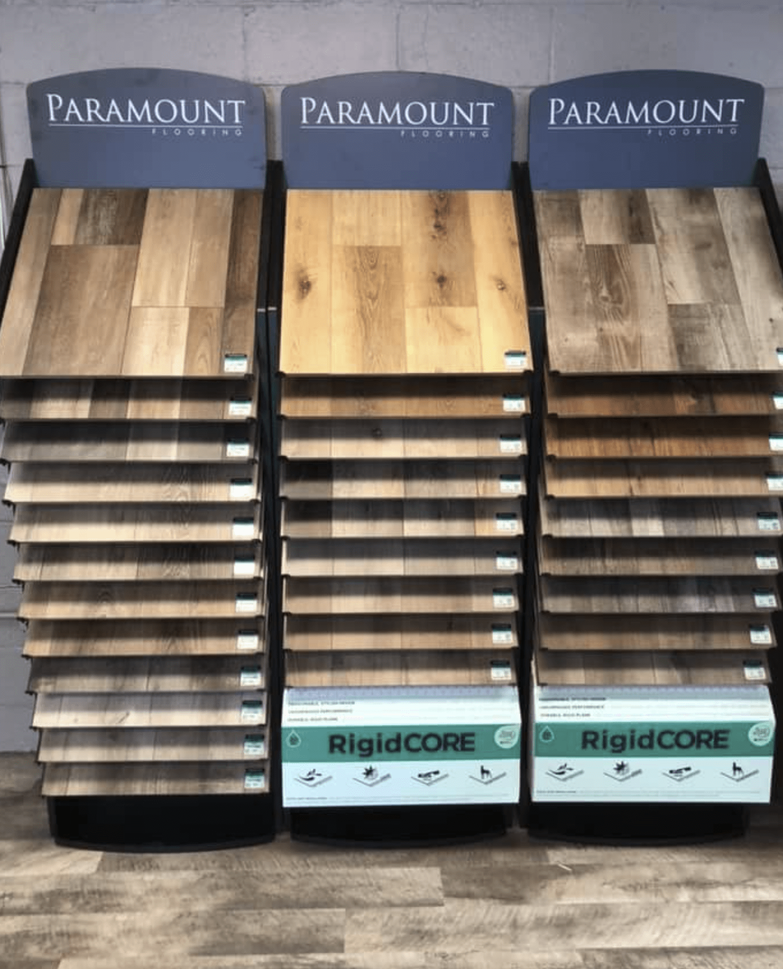Paramount Flooring for your Overland Park, KS home from KC Floorworx