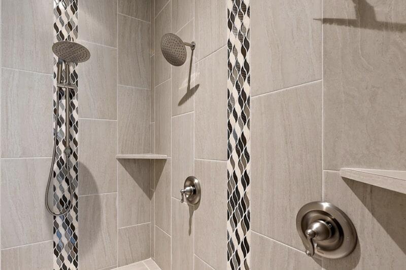 Shower tiles in Bloomington Hills, UT from Sunset Flooring