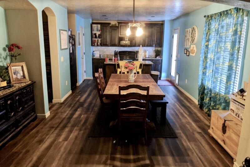 Hardwood floors in Cedar City, UT from Sunset Flooring