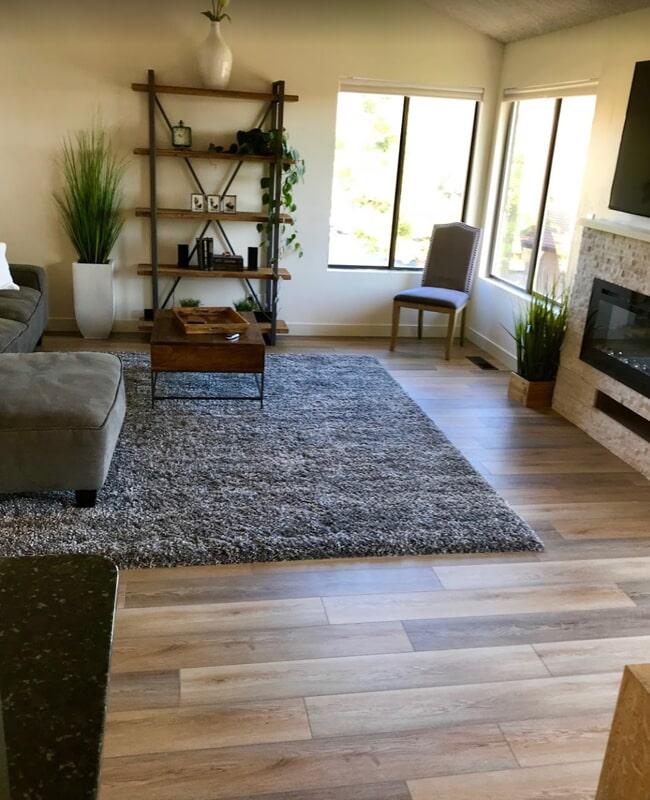 Hardwood floors in St. George, UT from Sunset Flooring