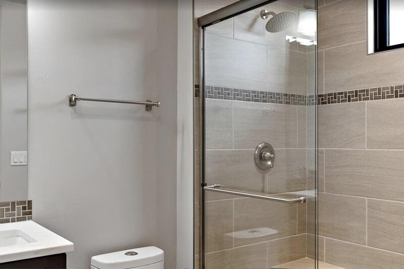 Shower Tile in Washington, UT from Sunset Flooring