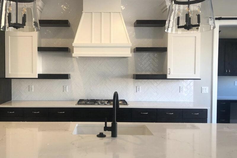 Kitchen countertops in Cedar City, UT from Sunset Flooring