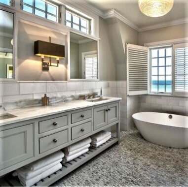 Tile floors in Cape Cod, MA from Paramount Rug Company