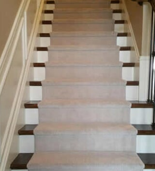 Stair runner in St. Clair Shores, MI from Ultra Floors